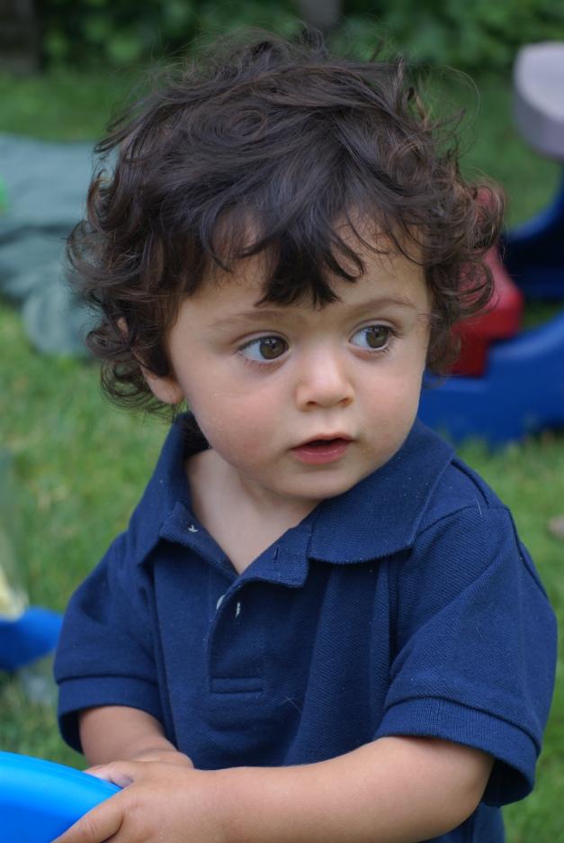 Isaac, son of Marco and Devorah Bitran